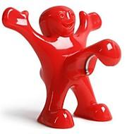 abordables Accesorios innovadores-Abrebotellas Acero inoxidable Silicona, Vino Accesorios Alta calidad CreativoforBarware 9.5*8.5*5.5 0.045