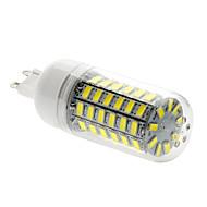 abordables BRELONG-5W 450 lm G9 Bombillas LED de Mazorca T 69 leds SMD 5730 Blanco Natural AC 220-240V
