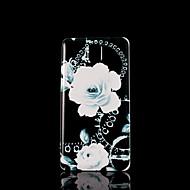 Недорогие Чехлы и кейсы для Galaxy Note-цветы шаблон жесткий футляр для Samsung Galaxy Примечание 3