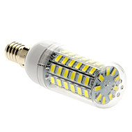 abordables BRELONG-5W 450 lm E14 Bombillas LED de Mazorca T 69 leds SMD 5730 Blanco Natural AC 220-240V