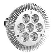 お買い得  LED スポットライト-markerled®zwszd E27 24ワット10red + 2blueスポットライトは、(交流86-265v)の開花のための光の最小を育てる