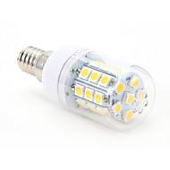 4W E14 LED Corn Lights T 30 leds SMD 5050 Warm White 300-350lm 2800-3000K AC 220-240V
