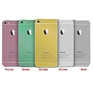 Χαμηλού Κόστους Προστασία οθόνης iPhone-σε απομίμηση μεταλλικό σύρμα σχεδίασης μάσκα σώματος scrub για το iphone 4 / 4s (διάφορα χρώματα)