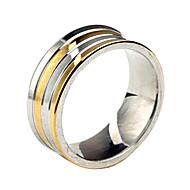 spersonalizowany prezent modna biżuteria ze stali nierdzewnej grawerowane pierścień mężczyzn