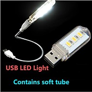 Mini  USB LED Light USB Powered LED Lamp for USB Hardware High Quality
