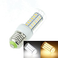 お買い得  LED コーン型電球-SENCART 3000-3500/6000-6500 lm E26 / E27 LEDコーン型電球 T 48 LEDビーズ SMD 5630 装飾用 温白色 / クールホワイト 100-240 V / RoHs