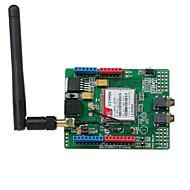 Arduinoのためのgeeetech GPRS / GSM sim900シールドボード