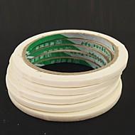 abordables -25mx5mmx5pcs uñas cinta adhesiva arte para el diseño decorativo esmalte nial