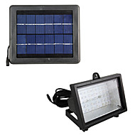 abordables Focos LED-1pc Solar / Batería de Litio Con Decoración Focos LED