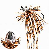 お買い得  釣り用アクセサリー-2 pcs ジグ / ルアー ジグ リード 海釣り / 川釣り / ルアー釣り / 流し釣り / 船釣り