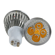 voordelige LED-spotlampen-140-160 lm GU10 LED-spotlampen MR16 5 leds Krachtige LED Dimbaar Warm wit Koel wit AC 220-240V