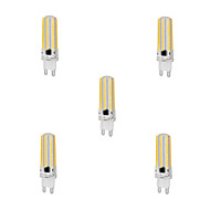 abordables SENCART-ywxlight® g9 led luces de maíz 152 smd 3014 1000 lm blanco cálido blanco frío regulable ac 220-240 v