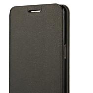 Mert Samsung Galaxy tok Állvánnyal / Flip Case Teljes védelem Case Egyszínű Műbőr Samsung Grand Prime
