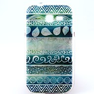 Недорогие Galaxy Trend Lite-Для Кейс для  Samsung Galaxy С узором Кейс для Задняя крышка Кейс для Полосы / волосы TPU Samsung Trend Lite