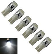 olcso Más LED fények-90 lm T10 Dekoratív 1 led Nagyteljesítményű LED Hideg fehér DC 12V