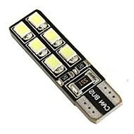 Недорогие Сигнальные огни для авто-SO.K 2pcs T10 Автомобиль Лампы 2.2 W SMD LED 12 Лампа поворотного сигнала For Универсальный