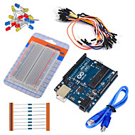Robotale Arduino Open-Source Learning Series Basic Kit-01 Uno R3