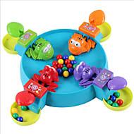 어린이 장난감, 게임, 작은 녹색 개구리 게임 장난감 아기 장난감
