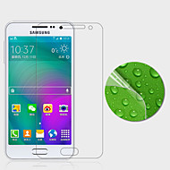 high definition screen protector voor de Samsung Galaxy a3