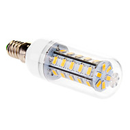 4W E14 LED Corn Lights T 36 leds SMD 5630 Warm White 360lm 2500-3500K AC 220-240V