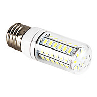 HKV® 5W E14 G9 E26/E27 LED Corn Lights 56 LEDs SMD 5730 Warm White Cold White 500-550lm  AC 220V