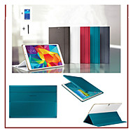 Business Stand Tablet Cover Case For Samsung Galaxy Tab S 10.5 T800 T805 Screen Film+ Stylus with