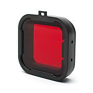 お買い得  スポーツカメラ & GoPro 用アクセサリー-アクセサリー 保護ケース ダイブフィルター 高品質 ために アクションカメラ Gopro 4 Gopro 3+ Gopro 2 Sport DV その他 プラスチック