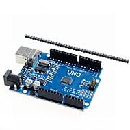 olcso Arduino tartozékok-uno R3 mikrokontroller Development Board fokozott atmega328p az Arduino