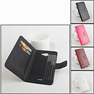 Flip bőr mágneses védőtok kazam katona x5.0 (vegyes színek)
