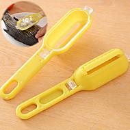 お買い得  キッチン用小物-キッチンツール プラスチック アイデアジュェリー ピーラー&おろし金 魚のための 1個