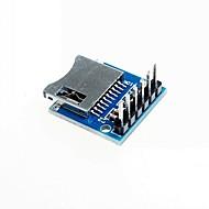 micro sd-kaart module voor Arduino