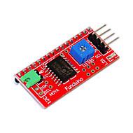 IIc / I2C / lcd1602 sučelje za Arduino prijenosa Arduino funkcije knjižnice
