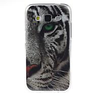 Voor Samsung Galaxy hoesje IMD hoesje Achterkantje hoesje Dier TPU Samsung Core Prime