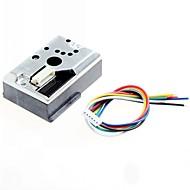 お買い得  Arduino 用アクセサリー-audino /ラズベリーパイのための鋭いgp2y1010au0f DIY PM2.5ダストセンサーgp2y1010f