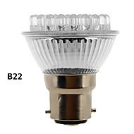 B22 E26/E27 LED Σποτάκια 38 Dip LED 155 lm Φυσικό Λευκό 6500K κ AC 220-240 V