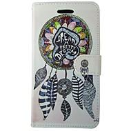 Mert Samsung Galaxy tok Kártyatartó / Pénztárca / Állvánnyal / Flip Case Teljes védelem Case Álomvadász Műbőr SamsungTrend Lite / Trend