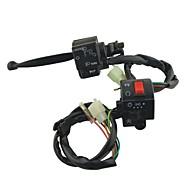 Недорогие Запчасти для мотоциклов и квадроциклов-мотоцикл левый и правый бегунок электрический выключатель для SUZUKI DC 12V