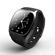 cheap -Smartwatch for iOS / Android Smart Case / Long Standby / Touch Screen / Anti-lost / Sports Activity Tracker / Sleep Tracker / Sedentary Reminder / Alarm Clock / Barometer / 64MB / Proximity Sensor