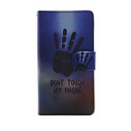 Χαμηλού Κόστους Θήκες κινητών τηλεφώνων-tok Για Sony Xperia Z3 Compact Sony Xperia M4 Aqua Sony Θήκη Sony Θήκη καρτών Πορτοφόλι με βάση στήριξης Ανοιγόμενη Πλήρης Θήκη Λέξη /
