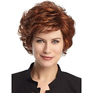 cheap Makeup & Nail Care-Synthetic Wig Wavy Women's Capless Short Synthetic Hair