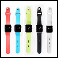 Watch Band for Apple Watch Series 3 / 2 / 1 Apple Sport Band Silicone Wrist Strap