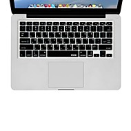 XSKN Hebrew Silicone Keyboard Skin Cover for MacBook Air 13, MacBook Pro  Without Retina 13 15 17 , US Layout