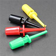 logiikka-analysaattorin testi clip - musta -Punainen - vihreä -Keltainen (5 kpl)