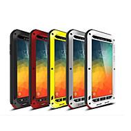 hou mei Gorilla Glass waterdichte aluminium behuizing cover voor Samsung Galaxy Note 5