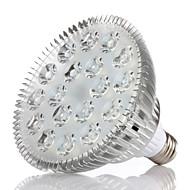 זול תאורה מתחזקת-morsen® הספקטרום המלא 54w 1450lm E27 הוביל לגדול האורות מנורת פרח (85-265v)
