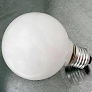 お買い得  LED ボール型電球-1個 40W E27 G80 2300 K 白熱ビンテージエジソン電球 AC 220V V