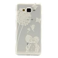 Детство шаблон ТПУ мягкий чехол для телефона Samsung Galaxy J2 / J5 / g360 / G530