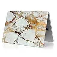 お買い得  MacBook 用ケース/バッグ/スリーブ-MacBook ケース マーブル プラスチック のために MacBook Pro 15インチ / MacBook Pro 13インチ / MacBook Air 11インチ