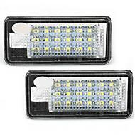 Недорогие Внешние огни для авто-2pcs Автомобиль Лампы Задний свет For Audi RS6 / RS4 / 8E
