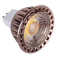 abordables LED e Iluminación-GU5.3(MR16) Focos LED MR16 1 COB 850 lm Blanco Cálido Blanco Fresco 2800-3200/6000-6500 K Regulable Decorativa AC 12 V